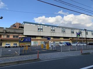 シャミネ鳥取駐車場の写真