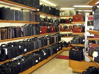 中谷カバン店取扱い商品の写真
